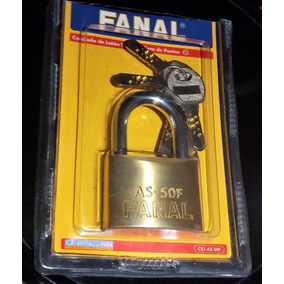 Fanal Candado De Máxima Seguridad 5 Llaves De Puntos Nivel 9