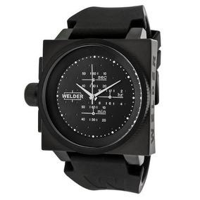 Increible Welder Cronografo, 2 Correas, 4 Filtros Y Mas