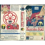 Karate Kid Dibujos Animados Castellano 3 Episodios Vhs