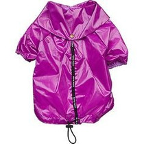 Pet Shop - Capa De Chuva P Cachorro - Rain Coat -royal Pooch