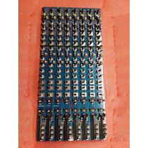 Placa De Input Mesa De Som Behringer Xl3200 Completa!
