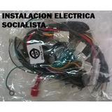 Instalacion Electrica Bera Socialista Original Cableado