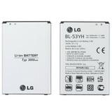 Bateria Celular Lg G3 Bl-53yh Capacidad 3000 Mah Pilas Ahi