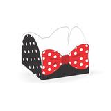 100 Forminhas P/ Doces Minnie Red ( Festa Infantil Bebê)