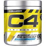 Cellucor C4 Original 60 Servings G4 Pre Entreno+