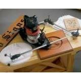 Milescraft 1298 3dpantógrafo Profesional Router Stencil Trac
