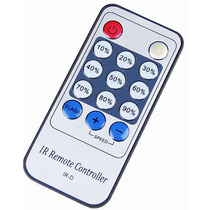 Dimmer Wireless Controle Remoto Sem Fio 12v Led Fita Lampada