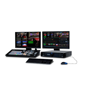 Tricaster 460 + Control 3tb + Monitores 24