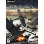 Flight Simulator Aviões 2a Guerra Mundial (wings Of Prey) Pc