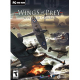 Flight Simulator Aviões 2a Guerra Mundial (wings Of Prey) Pc