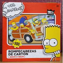 Rompecabezas The Simpsons 500 Piezas