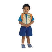 Go, Diego, Go! Diego Child Costume Deluxe Pequeño Tamaño