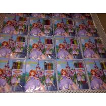 12 Invitacion Princesa Sofia Para Colorear