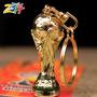 Llavero 5cm Futbol Brasil 2014 Dije Balon Copa Del Mundo