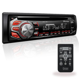 Autoestereo Pioneer Deh-x2700ui Usb Android Iphone Mixtrax