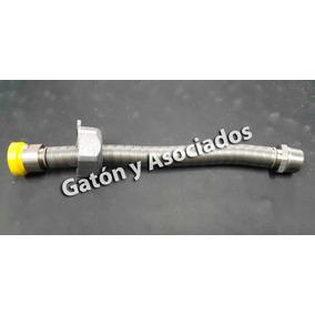 Flexible Aprobado Para Gas 30-70 Cm , 3/4 - 1 1/4 Con Pilar