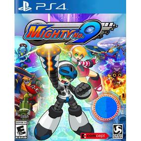 Mighty No. 9 - Playstation 4 Ps4