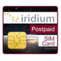 Sim De Activación Abono Servicio Teléfono Satelital Iridium
