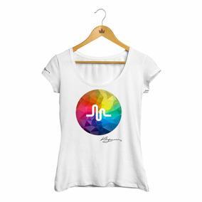 Coisas Do Musical.ly Blusas Feminino - Camisetas e Blusas no Mercado ... 1b05415e34b