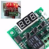 Termostato / Controle Temperatura W1209 Arduino Chocadeira ,