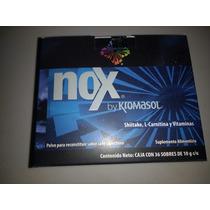 Kromasol Nox (suplementos, Vitaminas)
