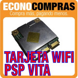 Tarjeta De Wifi Para Psp Vita 100% Nuevo!!!!!!!!!!!!!!!!!!!!