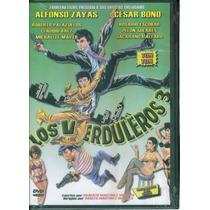 Los Verduleros 3. Alfonso Zayas Pelicula En Dvd