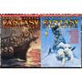 Frank Frazetta, Fantasy Illustrated Vol. 1 Y 2