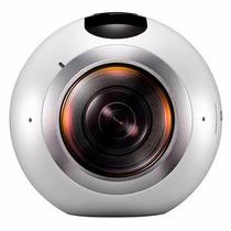 Camera Filmadora Samsung Gear 360º Sm-c200 25.9mp Wifi