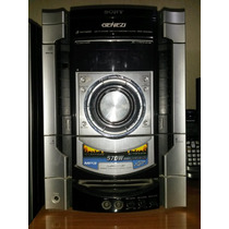Micro System Sony Genezi Mhc-gnx900 Novinho Aceito Troca