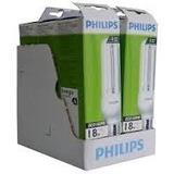 Pack X 6 Lamparas Bajo Consumo Philips Eco Home 18w Oferta