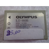 Bateria Camera Digital Olympus Li-80b