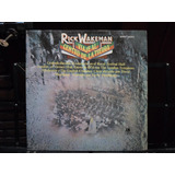 Rick Wakeman - Viaje Al Centro De La Tierra - Vinilo Insert