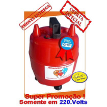 Inflador Para Balões Profissional 1300 W 220.volts 2 Bicos