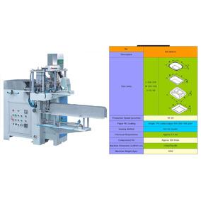 Maquina Para Fabricar Platos De Carton