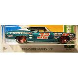 ´69 Chevelle Ss 396 Chevy Treasure T Hunt Hot Wheels 2012