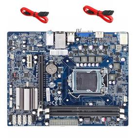 Placa Mãe Chipset Intel - H61h2-m2 Ddr3 I3/i5/i7 C/ Espelho