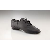 Zapatillas Capezio Modelo Jazz Oxford Ej1