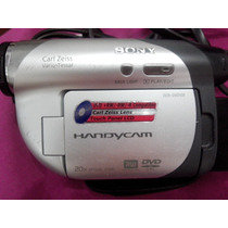 Filmadora Sony Handycam Dcr-dvd105 Muito Pouco Uso
