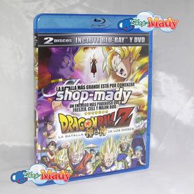 Dragon Ball Z - La Batalla De Los Dioses Blu-ray + Dvd