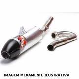 Ponteira + Curva Honda Crf 450 11-12 Drd Dubach (escape)