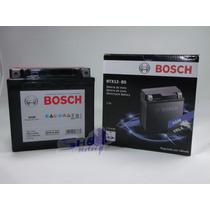 Bateria De Moto Bosch Em Gel 12 Ah Amperes Varias Aplicações