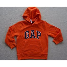 Saco Con Capucha Gap Talla 6 - 7 Niños