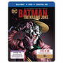 Blu Ray Batman Killing Joke Exclusive Steelbook Dvd