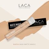 Base Matte Magic Laca Con Probador/entrega En Todo Los Subte