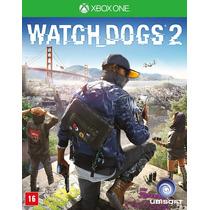 Jogo Watch Dogs 2 Xbox One