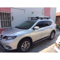 Portaequipaje Parrilla Nissan X-trail Barras Thule