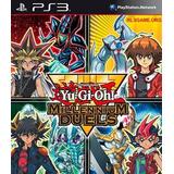 Yu Gi Oh + Bonus Ps3
