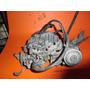 Moldura De Aluminio De Carburador Base De Toyota A6