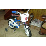 Bici Rod 12 Para Chicos De 2 A 5 Años